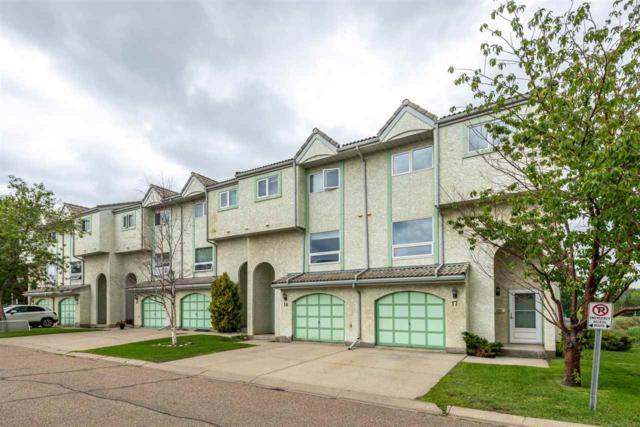 17 9505 176 Street, Edmonton, AB T5T 5Z4 (#E4168436) :: David St. Jean Real Estate Group