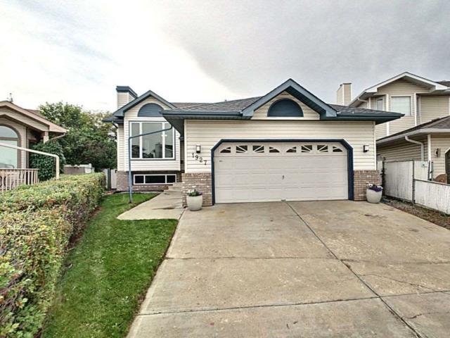 1927 152 Avenue, Edmonton, AB T5Y 2R7 (#E4168492) :: David St. Jean Real Estate Group