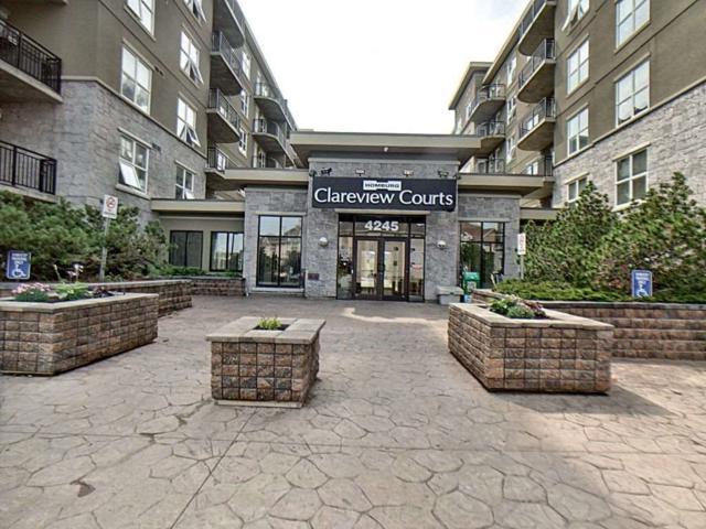 2-208 4245 139 Avenue, Edmonton, AB T5Y 3E8 (#E4168500) :: The Foundry Real Estate Company