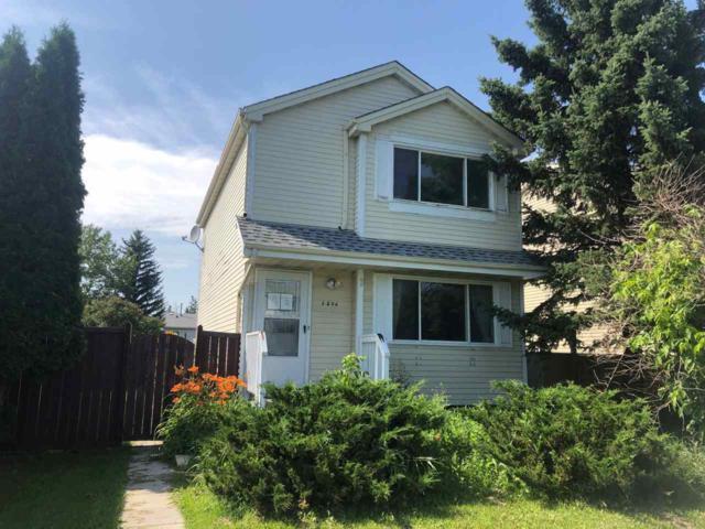 3206 48 Street, Edmonton, AB T6L 4J1 (#E4168566) :: David St. Jean Real Estate Group
