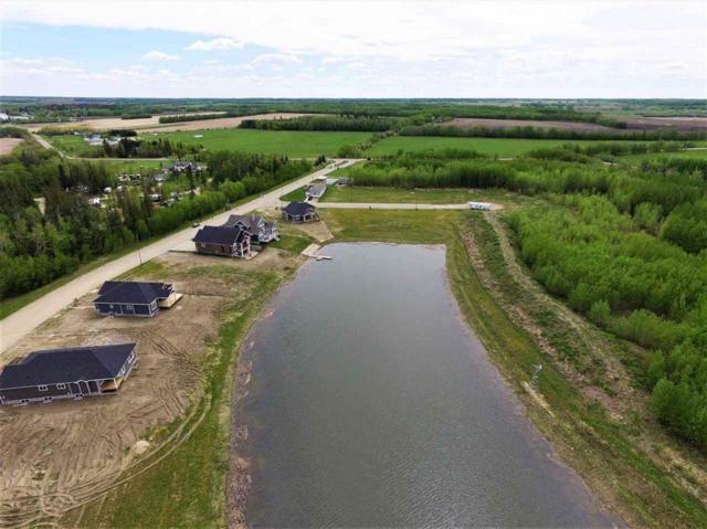 27 3410 Ste Anne Trail, Rural Lac Ste. Anne County, AB T0E 0A1 (#E4168576) :: Initia Real Estate