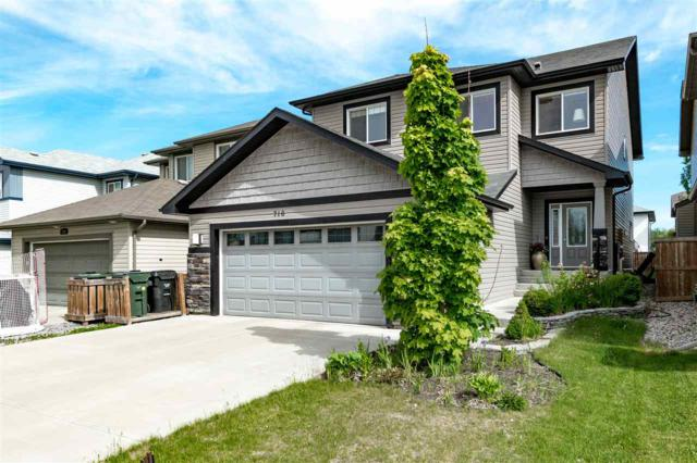 716 Foxtail Cove, Sherwood Park, AB T8A 4G1 (#E4168599) :: The Foundry Real Estate Company