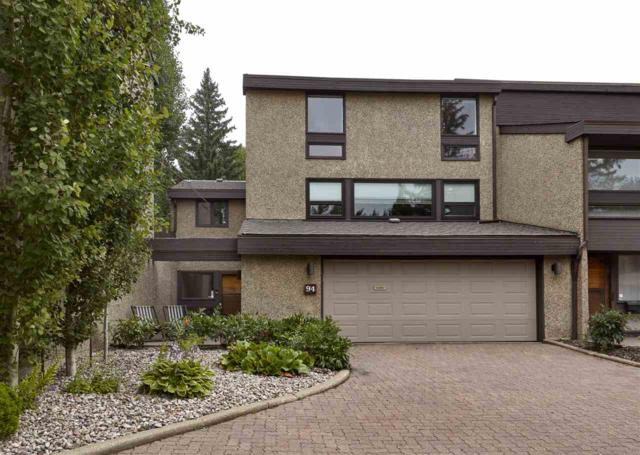 94 Willow Way, Edmonton, AB T5T 1C8 (#E4168663) :: The Foundry Real Estate Company