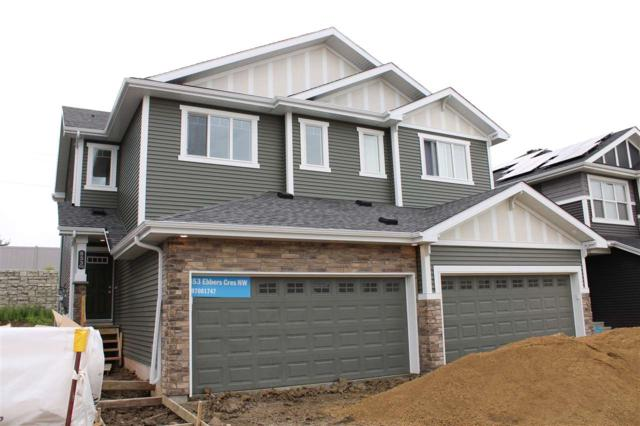 853 Ebbers Crescent, Edmonton, AB T5Y 3V2 (#E4168669) :: The Foundry Real Estate Company