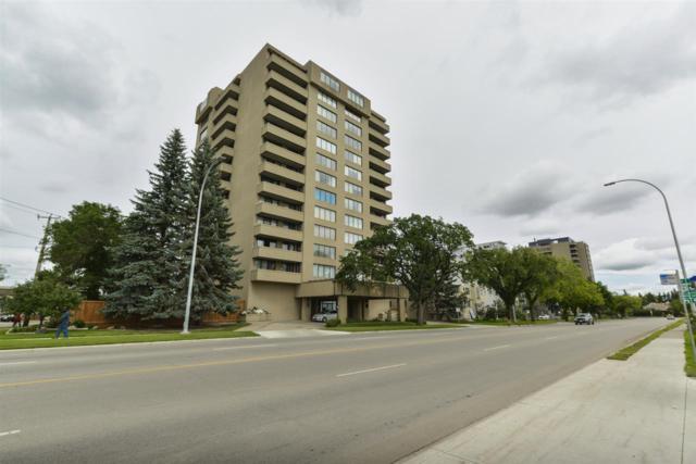 202 8340 Jasper Avenue, Edmonton, AB T5H 4C6 (#E4168702) :: David St. Jean Real Estate Group