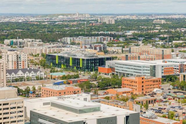 3203 10152 104 Street, Edmonton, AB T5J 0B6 (#E4168739) :: YEGPro Realty