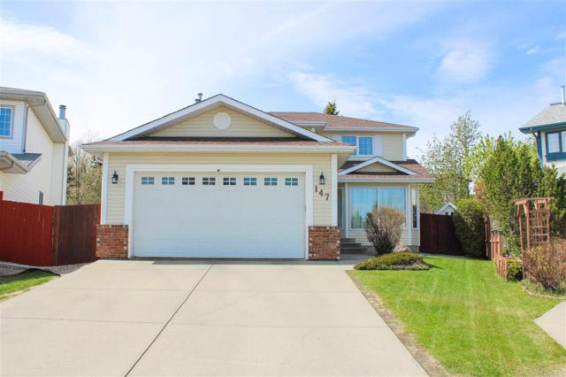 147 Meadowview Drive, Sherwood Park, AB T8H 1P8 (#E4168752) :: The Foundry Real Estate Company