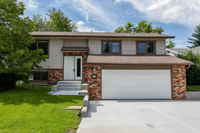 37 Woodlands Road, St. Albert, AB T8N 3S7 (#E4168782) :: The Foundry Real Estate Company