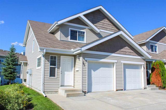 161 150 Edwards Drive, Edmonton, AB T6X 1G7 (#E4168851) :: David St. Jean Real Estate Group