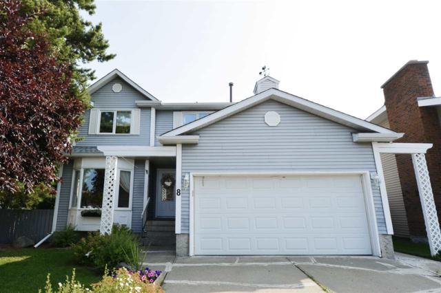 8 Wordsworth Place, St. Albert, AB T8N 3P4 (#E4168854) :: The Foundry Real Estate Company