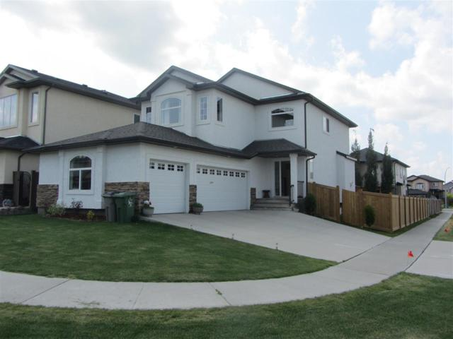 5608 60 Street, Beaumont, AB T4X 0G8 (#E4168879) :: David St. Jean Real Estate Group