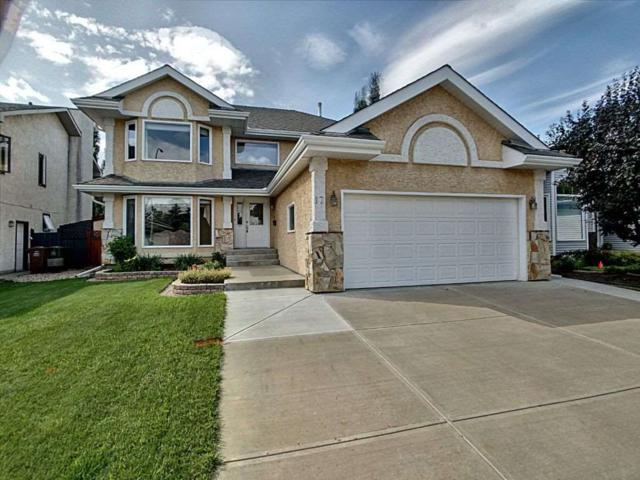 17 Invermere Place, St. Albert, AB T8N 5N1 (#E4168899) :: David St. Jean Real Estate Group