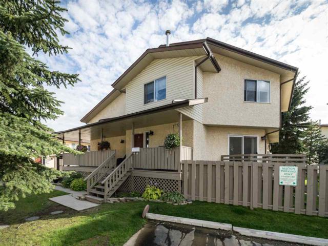31 3811 85 Street, Edmonton, AB T6K 4C7 (#E4168937) :: The Foundry Real Estate Company