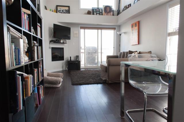 415 10118 106 Avenue, Edmonton, AB T5H 0B8 (#E4168993) :: David St. Jean Real Estate Group