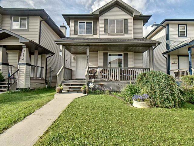 2520 30 Avenue, Edmonton, AB T6T 1Z9 (#E4169062) :: David St. Jean Real Estate Group