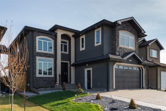 608 Fraser Vista, Edmonton, AB T5Y 0V4 (#E4169075) :: David St. Jean Real Estate Group