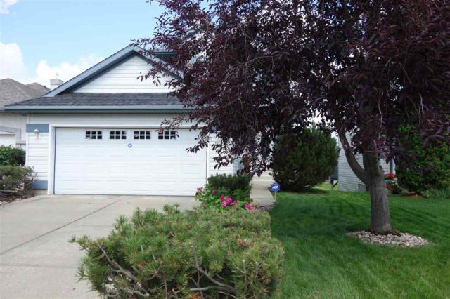 1072 Barnes Way, Edmonton, AB T6W 1E5 (#E4169080) :: The Foundry Real Estate Company