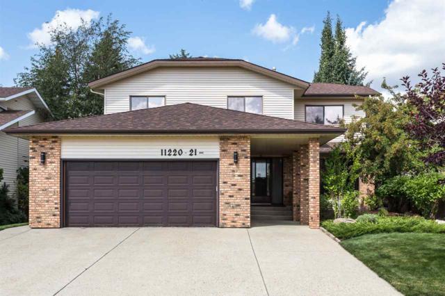 11220 21 Avenue, Edmonton, AB T6J 5H4 (#E4169097) :: The Foundry Real Estate Company