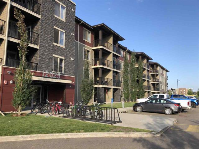 119 12025 22 Avenue, Edmonton, AB T6W 2Y1 (#E4169159) :: The Foundry Real Estate Company