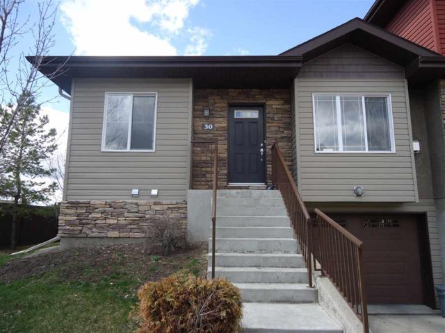 30 12930 140 Avenue, Edmonton, AB T6V 0C4 (#E4169171) :: David St. Jean Real Estate Group