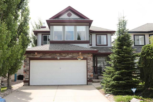 564 Hunters Green, Edmonton, AB T6R 2X7 (#E4169208) :: The Foundry Real Estate Company