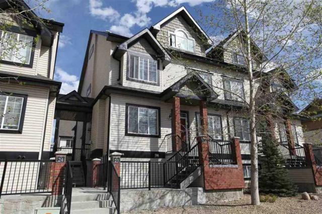 23 4821 Terwillegar Common NW, Edmonton, AB T6R 0C6 (#E4169210) :: The Foundry Real Estate Company