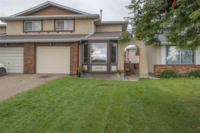 16210 109 Street, Edmonton, AB T5X 2P9 (#E4169235) :: The Foundry Real Estate Company