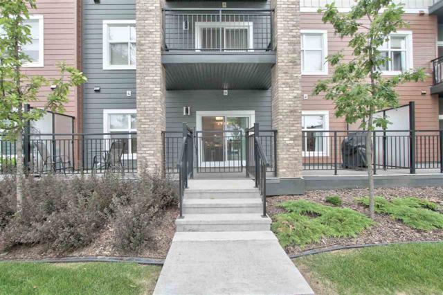 111 504 Griesbach Parade, Edmonton, AB T5E 6V9 (#E4169279) :: David St. Jean Real Estate Group