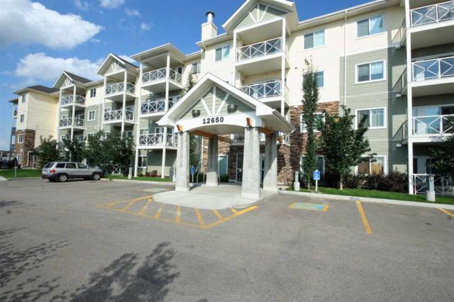 302 12650 142 Avenue, Edmonton, AB T5X 0J4 (#E4169283) :: The Foundry Real Estate Company