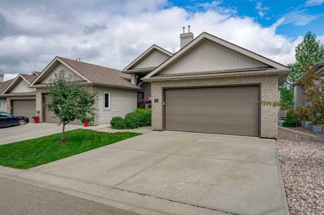 15 700 Regency Drive, Sherwood Park, AB T8A 6N3 (#E4169288) :: The Foundry Real Estate Company