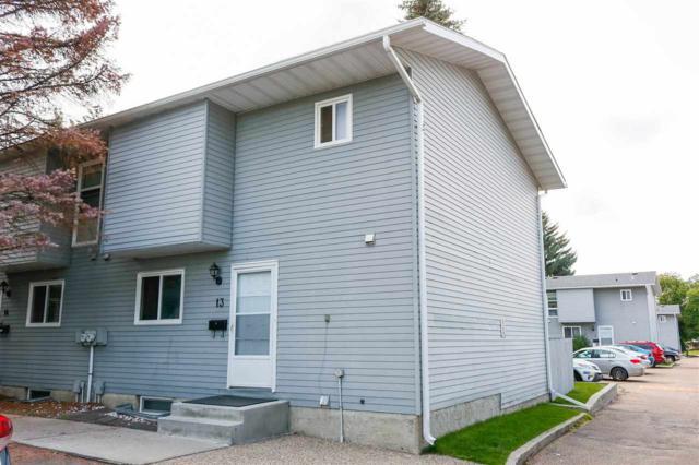 13 1415 62 Street, Edmonton, AB T6L 4K1 (#E4169318) :: The Foundry Real Estate Company