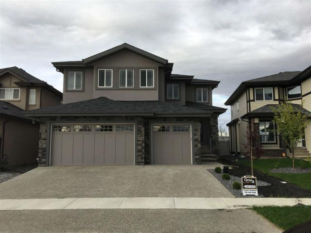 3153 Cameron Heights Way, Edmonton, AB T6M 0C9 (#E4169328) :: David St. Jean Real Estate Group