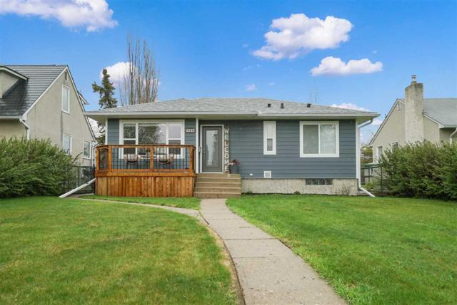 10918 118 Street, Edmonton, AB T5H 3N9 (#E4169342) :: YEGPro Realty