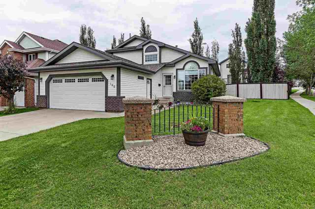 196 Meadowview Drive, Sherwood Park, AB T8H 1W4 (#E4169437) :: David St. Jean Real Estate Group