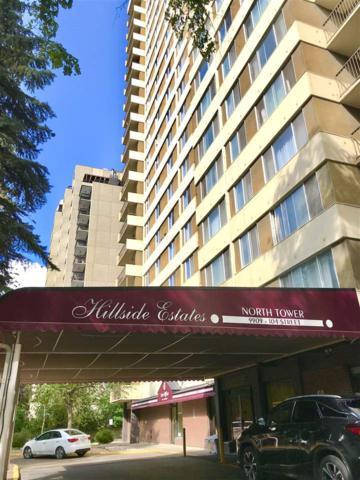 1105 9909 104 Street NW, Edmonton, AB T5K 2G5 (#E4169504) :: The Foundry Real Estate Company