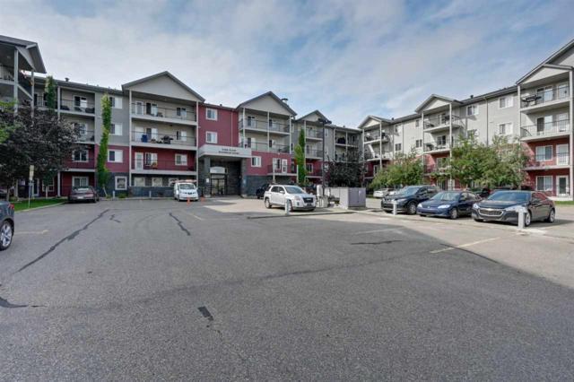 427 111 Edwards Drive, Edmonton, AB T6X 0C4 (#E4169524) :: David St. Jean Real Estate Group
