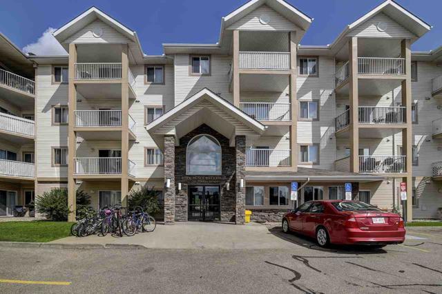 328 245 Edwards Drive, Edmonton, AB T6X 1J9 (#E4169551) :: David St. Jean Real Estate Group