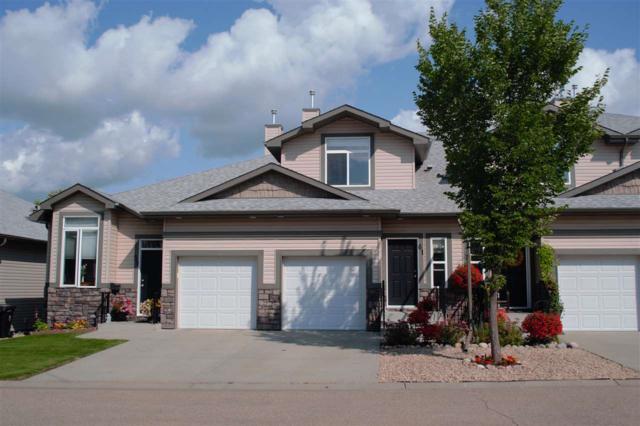 61 10 Woodcrest Lane, Fort Saskatchewan, AB T8L 0C7 (#E4169552) :: Müve Team   RE/MAX Elite