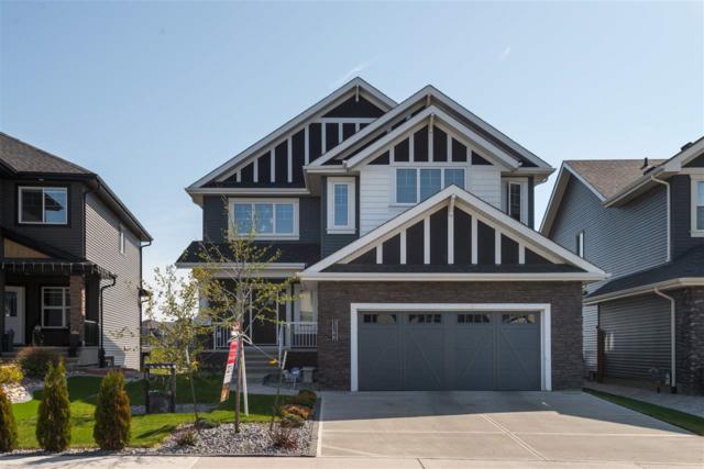 3266 Winspear Crescent, Edmonton, AB T6X 1P2 (#E4169581) :: David St. Jean Real Estate Group