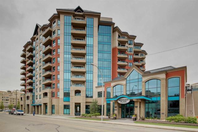 407 10142 111 Street, Edmonton, AB T5K 1K6 (#E4169624) :: YEGPro Realty