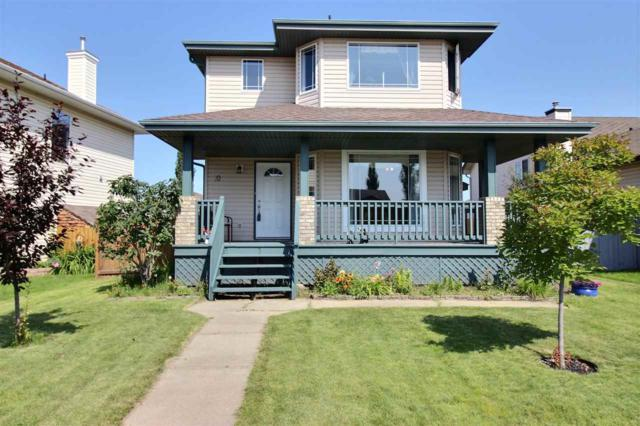 10 Heatherglen Crescent, Spruce Grove, AB T7X 3X4 (#E4169644) :: David St. Jean Real Estate Group