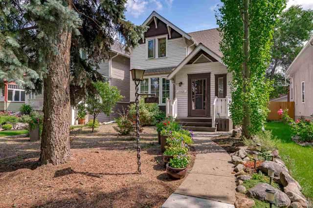 10537 125 Street, Edmonton, AB T5N 1T4 (#E4173225) :: The Foundry Real Estate Company