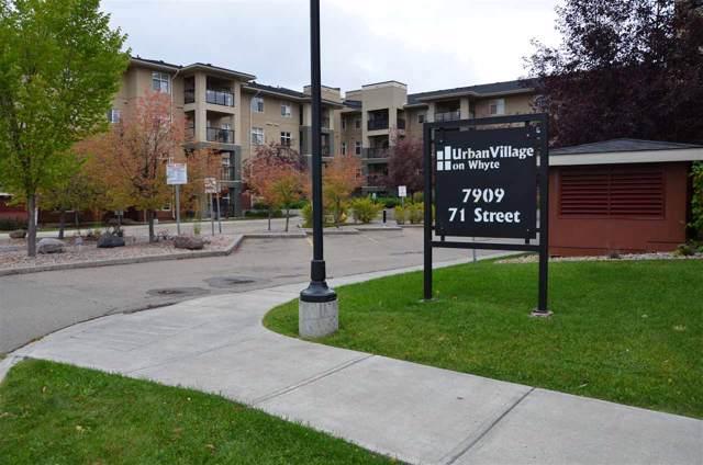 105 7909 71 Street, Edmonton, AB T6B 3P5 (#E4173231) :: The Foundry Real Estate Company
