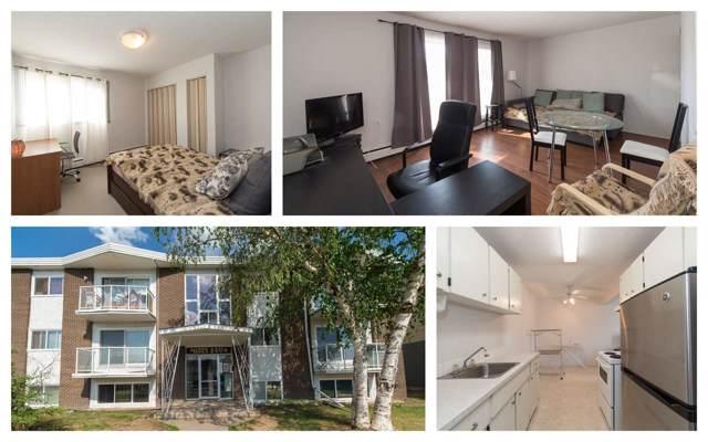 207 11029 84 Street, Edmonton, AB T5H 1M9 (#E4173247) :: The Foundry Real Estate Company