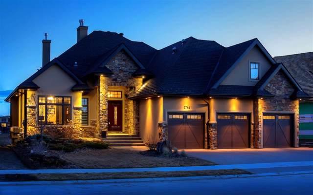 2784 Wheaton Drive, Edmonton, AB T6W 2M6 (#E4173254) :: David St. Jean Real Estate Group