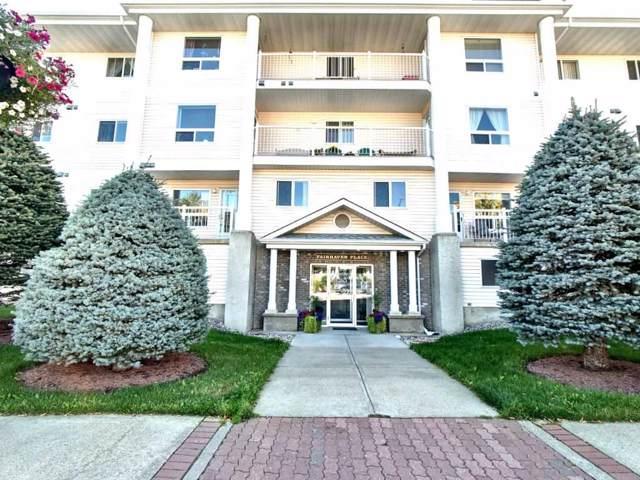 302 4914 53 Avenue, Stony Plain, AB T7Z 1V3 (#E4173271) :: The Foundry Real Estate Company