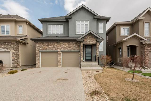 2223 Warry Loop, Edmonton, AB T6W 0N8 (#E4173280) :: David St. Jean Real Estate Group