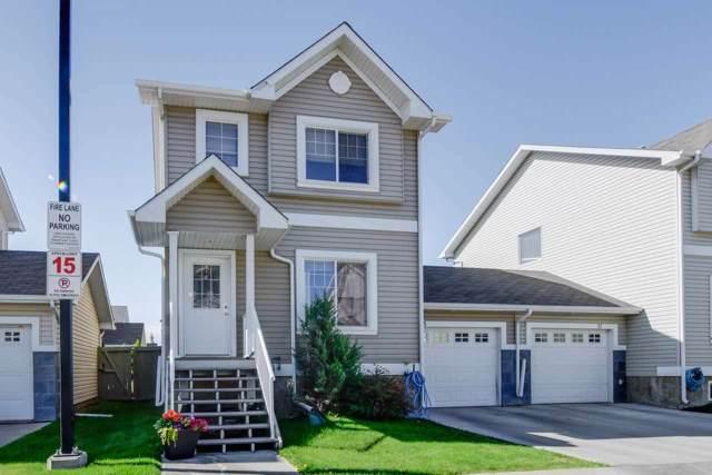 58 2503 24 Street, Edmonton, AB T6T 0B5 (#E4173300) :: The Foundry Real Estate Company