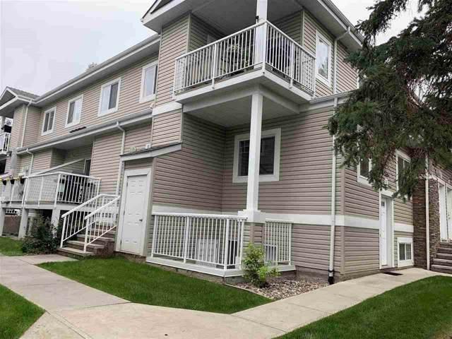 19B 79 Bellerose Drive, St. Albert, AB T8N 1C5 (#E4173320) :: The Foundry Real Estate Company