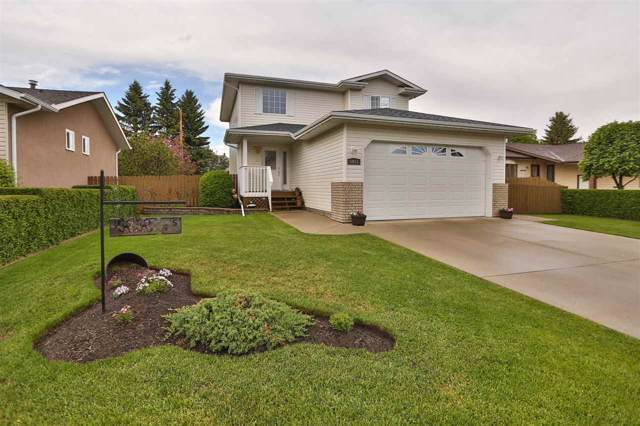 5013 51 Avenue, Redwater, AB T0A 2W0 (#E4173352) :: The Foundry Real Estate Company